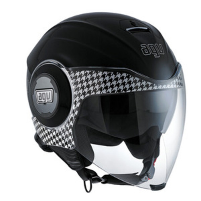 [AGV] FLUID DRESSCODE BLACK