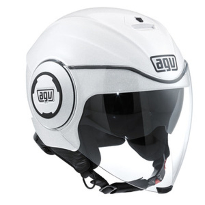 [AGV] FLUID MONO WHITE