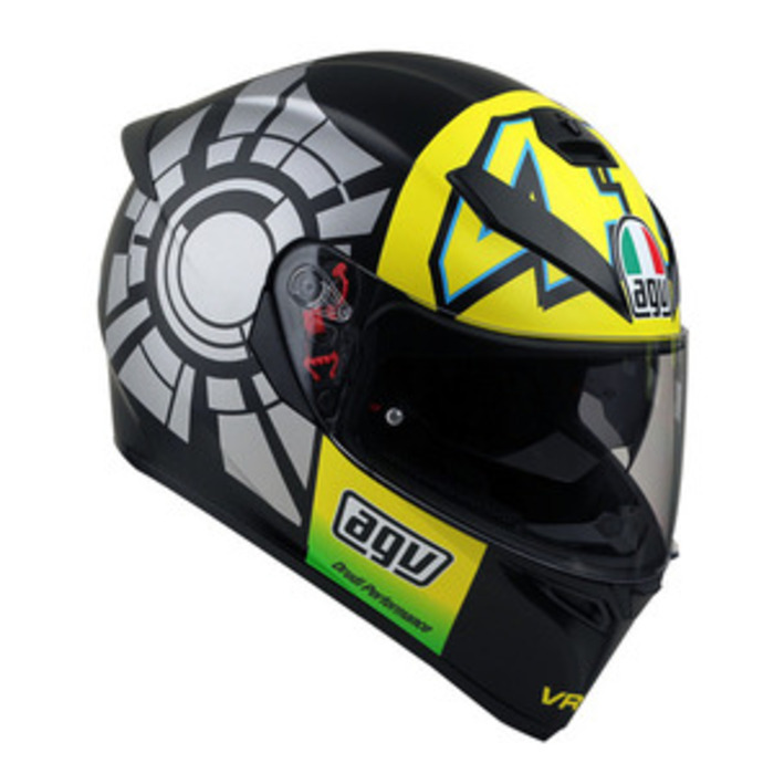 [AGV] K-3 SV WINTERTEST 2012